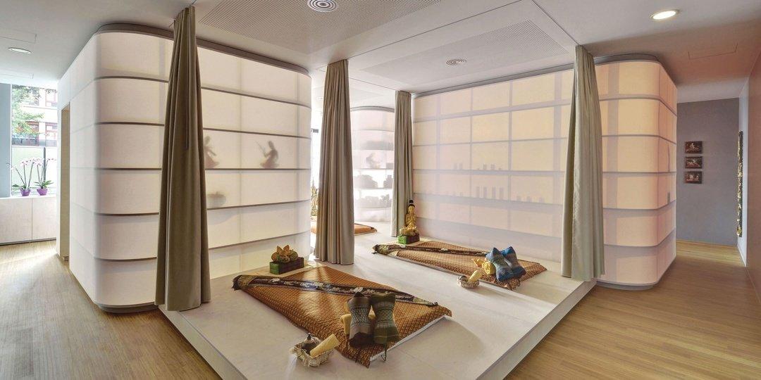BODHI Thaï Herbal Spa, espace de soins