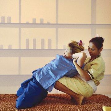 Massage du dos, durée 30 minutes